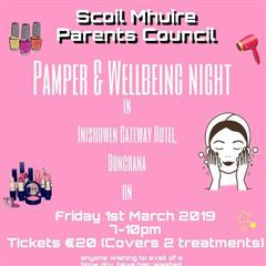 Pamper Night