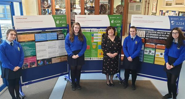 Scoil Mhuire Scoops Two 'Highly Commended' Rosettes at BTYSTE2020