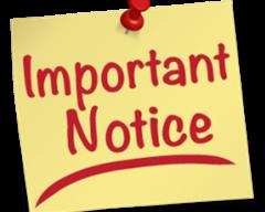 Points of Information for Parents/Guardians