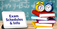 Dates of Certificate Examinations 2020